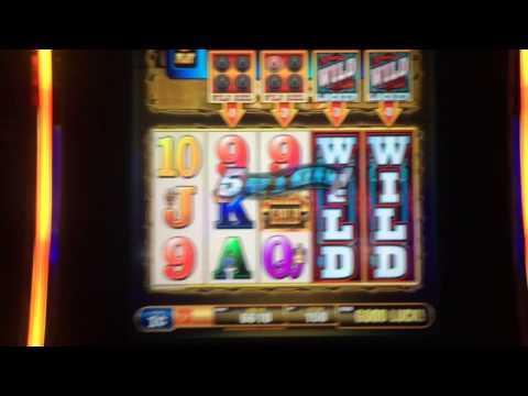 Gaucho's Gold Slot Machine Max Bet Bulls Eye Bonus
