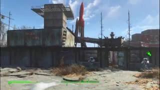 Fallout 4 Raider settlement (Settlement building)