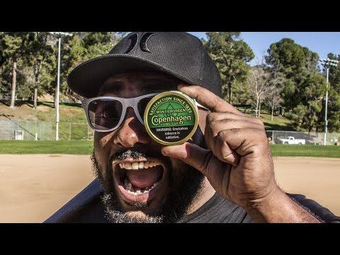 Thumbnail: BlumGum does Chewing Tobacco Challenge