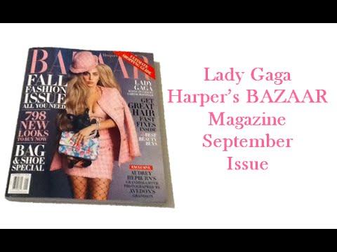 Lady Gaga Harper