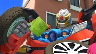 TOBOT English | 122 Diesel and Decoy. | Season 1 Full Episode | Kids Cartoon | Kids Movies