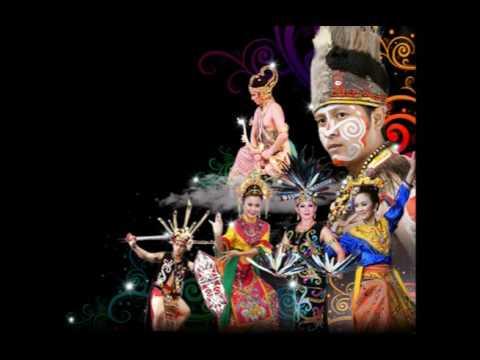 Indung Indung [Versi Original] - Lagu Daerah Kalimantan Timur - Indonesia