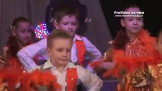"""Танец """"Лиса Алиса и кот Базилио"""". Театр танца """"Ноктюрн""""."""