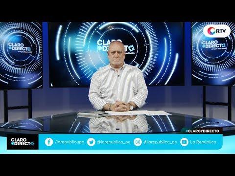 Caso y ocaso de Alan García   Claro y Directo con Augusto Álvarez Rodrich