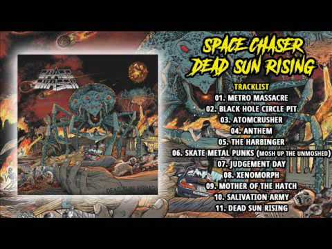 Space Chaser - Dead Sun Rising (Full Album, 2016)