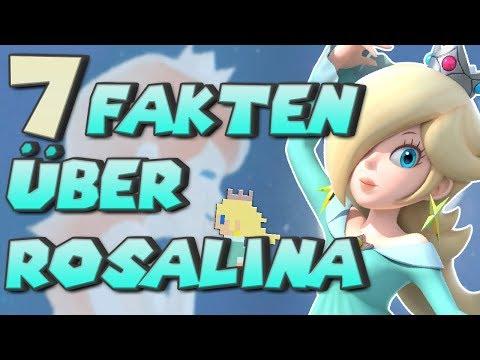 Rosalina hat gefärbte Haare? - 7 Fakten über ROSALINA [GER]   TheMysterian