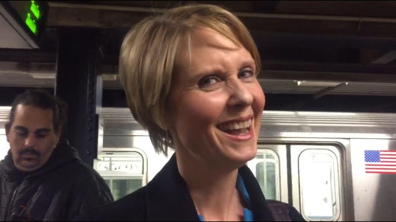 Cynthia Nixon Is Running for Office, But Some Can Only See Miranda Hobbes