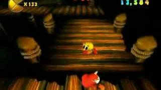 Pac-Man World 2 (PC) - Haunted Boardwalk (100% Pain)