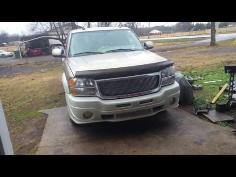 How to replace front brakes gmc sierra 1500 2005-2008