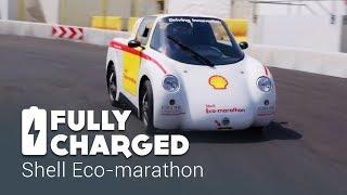Shell Eco-marathon | Fully Charged