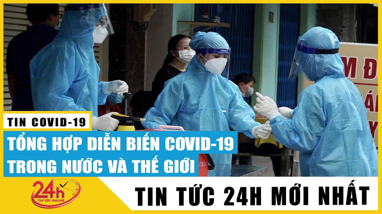 Tin tức Covid-19 mới nhất hôm nay 26/6. Dich Virus Corona Việt Nam vì sao TP.HCM số ca nhiễm kỉ lục
