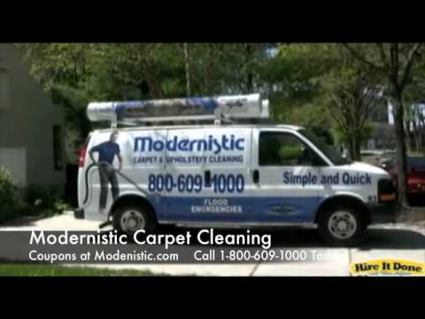 Modernistic Carpet Cleaning in Royal Oak, MI | The Best Carpet Cleaner in Royal Oak, Michigan!