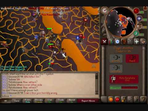RS massacre tzhaar fight pits