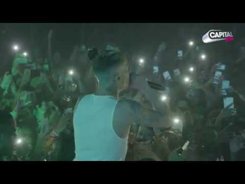 Dappy Performing 'Oh My' At Capital XTRA Homegrown Live
