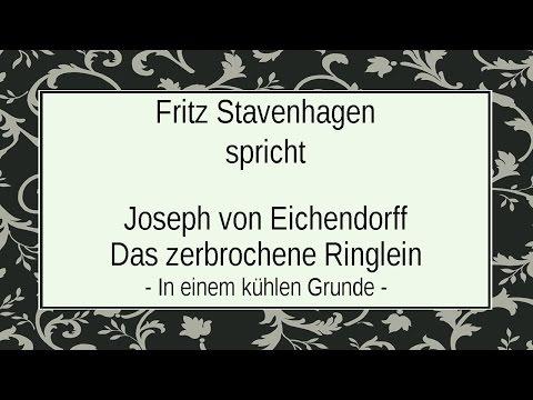 """Joseph von Eichendorff """"Lied"""" II"""