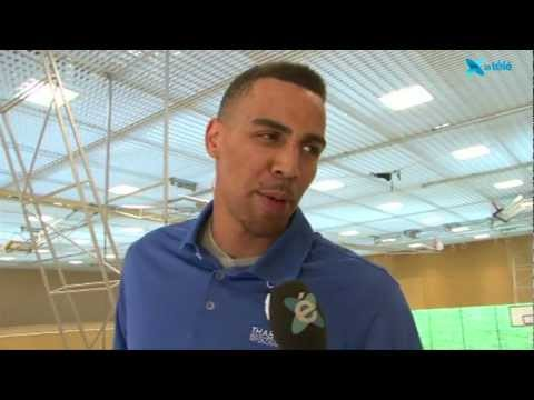 Interview de Thabo Sefolosha