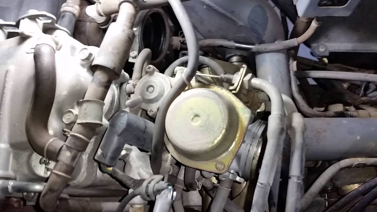 hight resolution of honda helix engine squeak