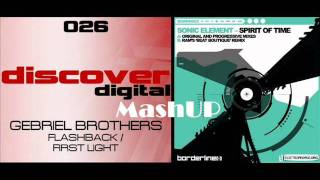 Gebriel Brothers feat. Sonic Element vs Activa - Spirit Of Flashback Mashup