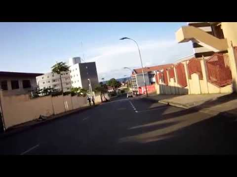Biking Around Malabo Guinea Equatorial