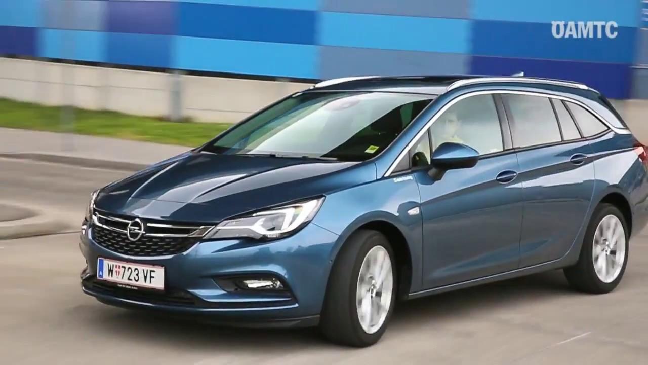 Opel Astra (K) Sports Tourer (Kombi) Test: Fazit nach ...