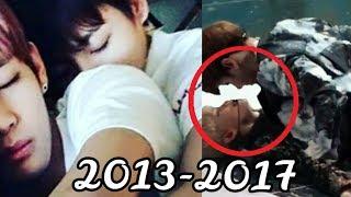 "VKOOK Evolution [2013-2017] BTS ""Taehyung & Jungkook"""