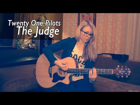 Как играть Twenty One Pilots - The Judge (guitar version) | Разбор COrus Guitar Guide #5