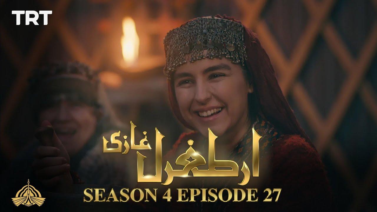 Ertugrul Ghazi Urdu | Episode 27| Season 4