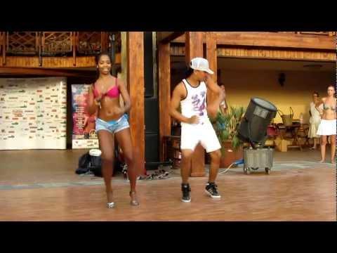 Vama Veche Salsa Week 2012 - Seo Fernandez - Cuban Style - Thursday