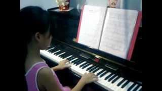 You Raise Me Up- (Bài tập Piano-Thiên Ân trình bày 18.11.2012)