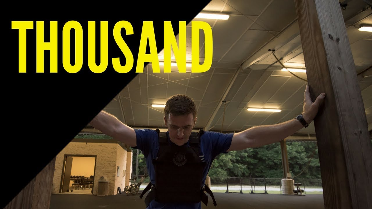 Thousand garage gym workout youtube