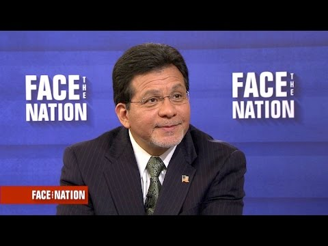 Alberto Gonzales on the type of person it takes to be president