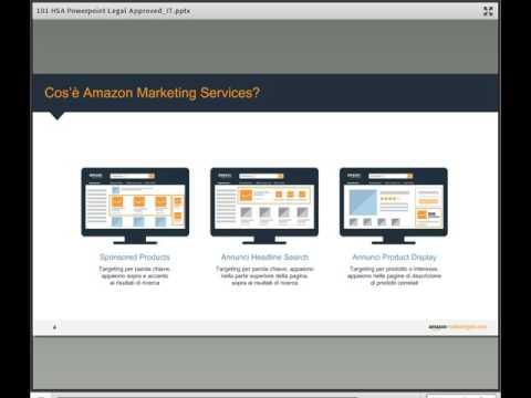 [IT] Amazon Marketing Services 101: Come iniziare con gli annunci Headline Search