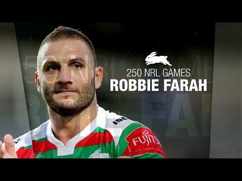 Robbie Farah: 250