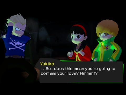 [3DS] Persona Q: Shadow of the Labyrinth [Persona 4] - Evil Spirit Club