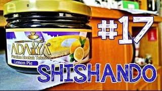 Shishando #17 - Adalya Lemon Pie