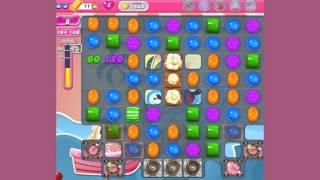 Candy Crush Saga Level 1544  -  no boosters