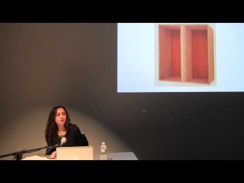Artists on Artists Lecture Series - Iman Issa on Donald Judd