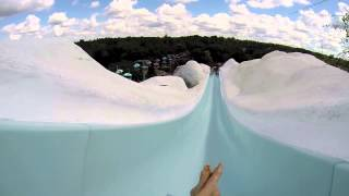 [HD] Slush Gusher at Blizzard Beach Water Park (Orlando, FL)