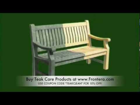 How To Refinish Teak / How To Patio Video Series