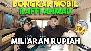 BONGKAR MOBIL RAFFI AHMAD. Modifikasi Miliaran Rupiah! #AttaBongkarMobil