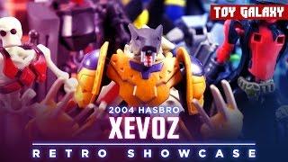 2004 Hasbro Xevoz  - Retro Showcase #14