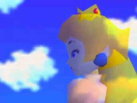 Super Mario 64 Intro