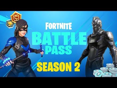 Chapter 2 - Season 2 Battle Pass Reveal