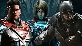 Injustice 2 Review - A Game That Has Enough Content For Two Decent Games