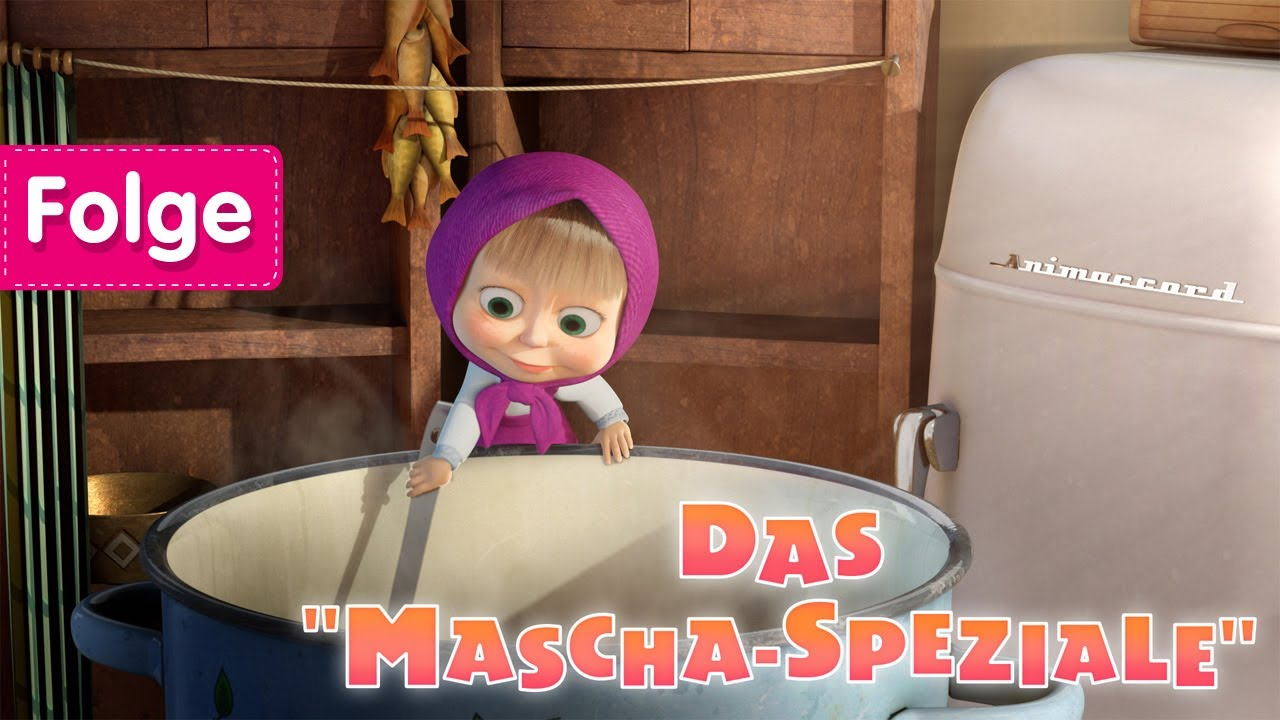 Mascha Und Ber