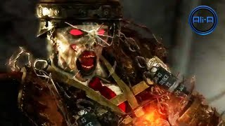 "NEW! Black Ops 2 ""Mob of the Dead"" Zombies Gameplay Trailer - NEW Tomahawk Weapon! (Map Pack DLC)"