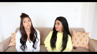 Answering Savage questions With Andrea Russett!!