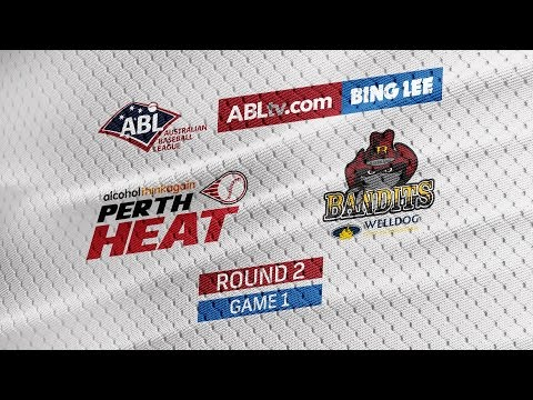 REPLAY: Brisbane Bandits @ Perth Heat, R2/G2 #ABLBanditsHeat