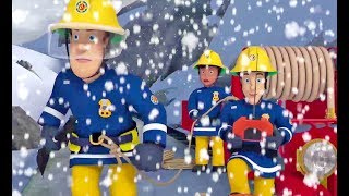Snow Blizzard! ❄️Fireman Sam US | Holiday Special ⛄ New Episodes | Cartoons for Kids