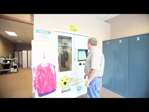 Automated 24-hour Dry Cleaners opens in west Olympia